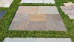 Sandsteinplatten Desert - 60 x 40 x 2,5 cm