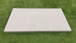 Sandsteinplatten Rivano Premium Grau - 90 x 60 x 3 cm