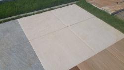 Feinsteinzeug Stonline - Ivory 60x60x2 cm