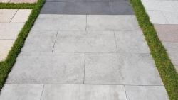 Feinsteinzeug Street - Sylver 90x45x2 cm