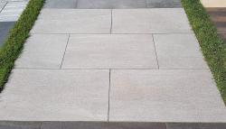 Feinsteinzeug Overland - Sand 90x45x2 cm