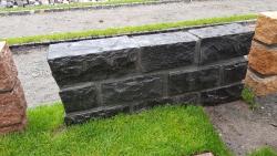 Polygonalplatten terrassenplatten bis 40 g nstiger kaufen for Gartensteine schwarz