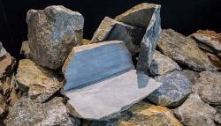 Veblendsteine - Rock Face - Ecken  Akron