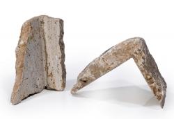 Veblendsteine - Rock Face - Ecken  Airon