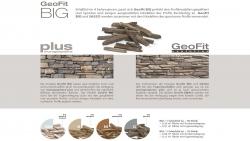 GEOPIETRA - Splitter GeoFit - BIG G