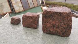 Groß Pflaster - Vanga Rot 15 - 17 cm