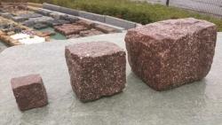 Groß Pflaster  - Manga Rotlich 15 - 17 cm