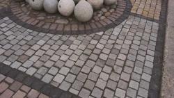 Mosaikpflaster - Kandla Grey  5 x 5 x 5 cm