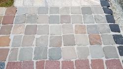 Kleinpflaster - Kandla Grey 10 x 10 x 10 cm