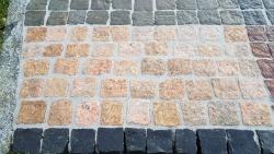 Mosaik Pflaster - Sunshine Yellow  4 - 6