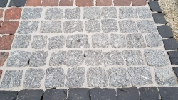 Kleinpflaster Porto Grau 9 - 11 cm