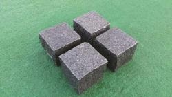 Klein Pflaster - Negra Dunkel Grau 9 x 9 x 8 cm