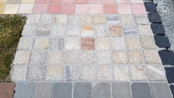 Klein Pflaster - Visio Gelb 9 x 9 x 8 cm