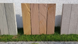 Stelen Desert - Sandstein 50x12x8 cm