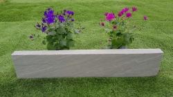 Stelen Kandla - Sandstein 100x25x10 cm
