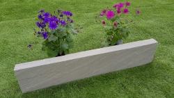 Stelen Kandla - Sandstein 150x25x10 cm
