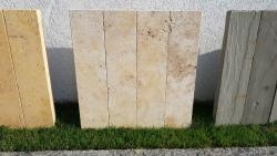 Stelen Travertin Classico 100x20x6 cm