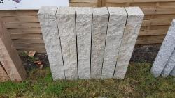 Palisaden Sandstein Kandla 100x12x12 cm