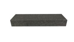 Blockstufen Attika Grey 125x35x15 cm