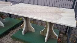 Naturstein Tisch - Pilio - 1