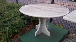 Naturstein Tisch - Pilio - 2