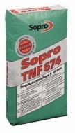 Sopro TNF 677 - Sandgrau  -  Trass-Naturstein Fuge